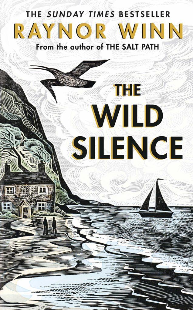 The Wild Silence book cover Raynor Winn