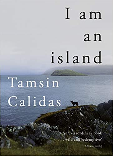 I am an island by Tamsin Calidas book cover