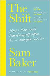 The Shift by Sam Baker book cover