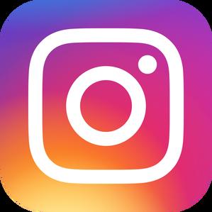 Instagram logo in colour