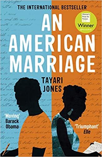 American Marriage by Tayari Jones cover