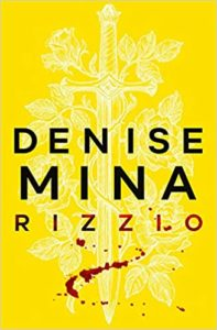 Rizzio by Denise Mina cover
