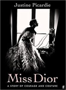 Miss Dior book cover
