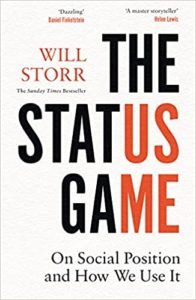 The Status Game book cover