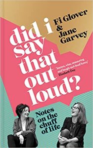 Did I Say That Out Loud book cover
