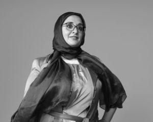 Saeeda Ahmed by Amelia Troubridge