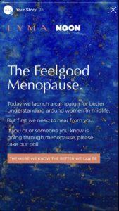 Feelgood Menopause slide